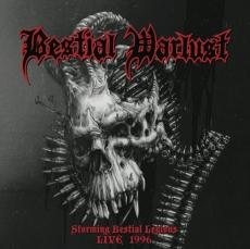 Bestial Warlust - Storming Bestial Legions Live 1996 ++ LP