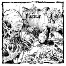 Disastrous Murmur - Skinning Beginning ++ LP