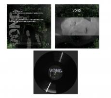 VOND - Green Eyed Demon - Vinyl 12 - Black