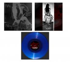 VOND - Selvmord - Vinyl 12 - BLUE