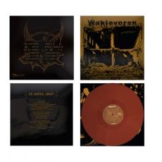 Waklevören - De Dodes Arkiv ++ LP, BROWN VINYL, lim.100