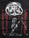 Molested - Blod Draum - Flagge 100cm x 72cm