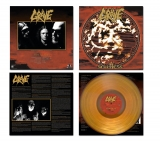 Grave - Soulless - 12 Vinyl ORANGE lim. 200