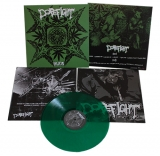 Dopefight - Buds ++ GREEN LP, lim.300 ++ UK Sludge Doom