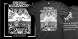 Ominous Resurrection - Omniscient - CD + SHIRT