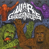 Phil Anselmo & Warbeast - War Of The Gargantuas ++ GREEN MLP