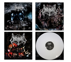 Unleashed - Shadows in the Deep ++ 12 WHITE Vinyl