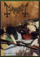 Mayhem - Dawn Of The Black Hearts ++ A5-CD