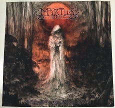 Mortiis - Flag - The Song Of A Long Forgotten Ghost - 107cm x 107cm