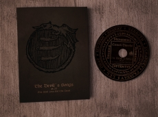 Cintecele Diavolui - The Devil´s Songs Part II: One Soul Less For The Devil A5 DIGIBOOK CD