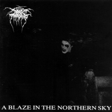 Darkthrone - A Blaze In The Northern Sky ++ CD