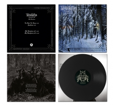 Kalmankantaja - Nostalgia II: My Kingdom BLACK 12 Vinyl lim. 280
