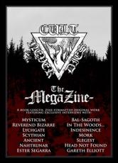 Cult Never Dies: The Mega Zine ++ BOOK