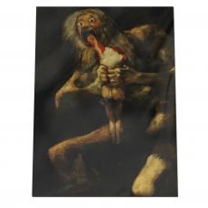 Francisco Goya - Saturn Devouring His Son ++ FLAG, FLAGGE ++ 70x100cm