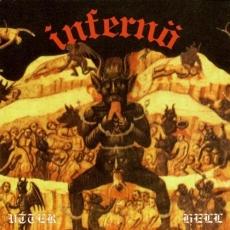 Infernö - Utter Hell ++ MARBLED LP