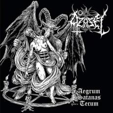 Azazel - Aegrum Satanas Tecum ++ LP