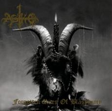 Aske - Forgotten Rites Of Blasphemy ++ CD