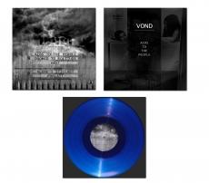 VOND - AIDS To The People - Vinyl 12 - BLUE