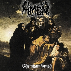 Amon - Shemhamforash ++ LP (lim.566)