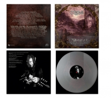 Mortiis - Ånden Som Gjorde Opprør - Silver 12 Vinyl - lim. 200