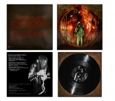 Mortiis - Keiser Av En Dimensjon Ukjent - Black 12 Vinyl - lim. 450 Stk.