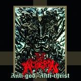 Acheron - Anti-God, Anti-Christ +++ Golden 12 Vinyl