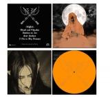 Mortiis - Blood and Thunder (remastered + bonus) 12 Vinyl ORANGE