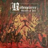 Robespierre - Garden Of Hell ++ MARBLED LP