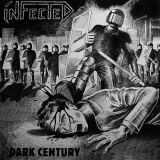 Infected - Dark Century ++ CLEAR LP