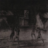 Blood Red Fog - Radiating Desolation ++ CD