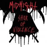 Midnight - Shox Of Violence ++ CD
