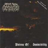 Order From Chaos - Plateau Of Invincibility ++ CD