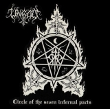 Ungod - Circle Of The Seven Infernal Pacts ++ CD