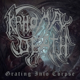 Krhomadeath - Grating Into Corpse ++ CD