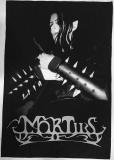 Mortiis - Portrait ++ Flagge - 100cm x 72cm