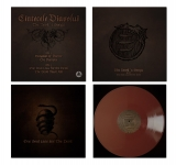 Cintecele Diavolui - The Devils Songs Part II: One Soul Less For The Devil BROWN LP