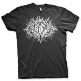 Naglfar - Distressed Logo Shirt