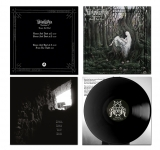 Kalmankantaja - Nostalgia I: Bones And Dust BLACK 12 VINYL lim. 280