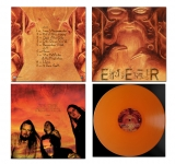 Einherjer - Odin owns ye all ORANGE 12 Vinyl