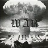 War - We Are War ++ LP