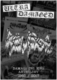 Ultra Damaged: Damage Inc. Zine Anthology ++ BOOK