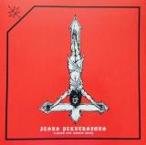 Azazel - Jesus Perversions ++ RED LP