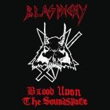 Blasphemy - Blood Upon The Soundspace ++ DIE-HARD RED LP