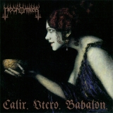 Necromass - Calix. Utero Babalon ++ CD
