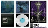 Ice Dragon - The Burl, The Earth, The Aether ++ LP, HEAVY WHITE
