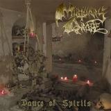 Mortuary Drape / Necromass ++ LP, RED VINYL